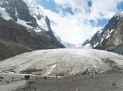 panorama athabasca glacier