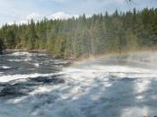 panorama dawsons falls