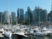 panorama vancouver harbour
