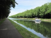 Langs kanaal richting Neerpelt