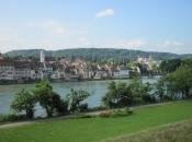 Uitzicht over Basel