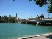 Uitzicht op Konstanz