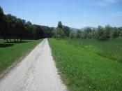 Onderweg van rondje Bodensee