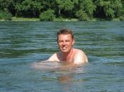 Even afkoelen in de Rijn