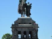 """Standbeeld bij """"Die Deutsche Eck"""""""
