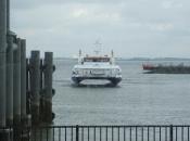 Boot naar Vlissingen vanuit Breskens