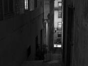 Doorzicht in wijk Alfama