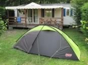 Camping Les Près Verts, Gastes