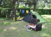 Camping municipal in Frossay