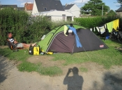 Camping municipal in Toury