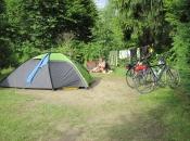 Camping La Chênaire in Pierrefonds