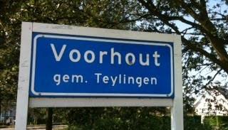 Dag 25: Voorhout – 62 km