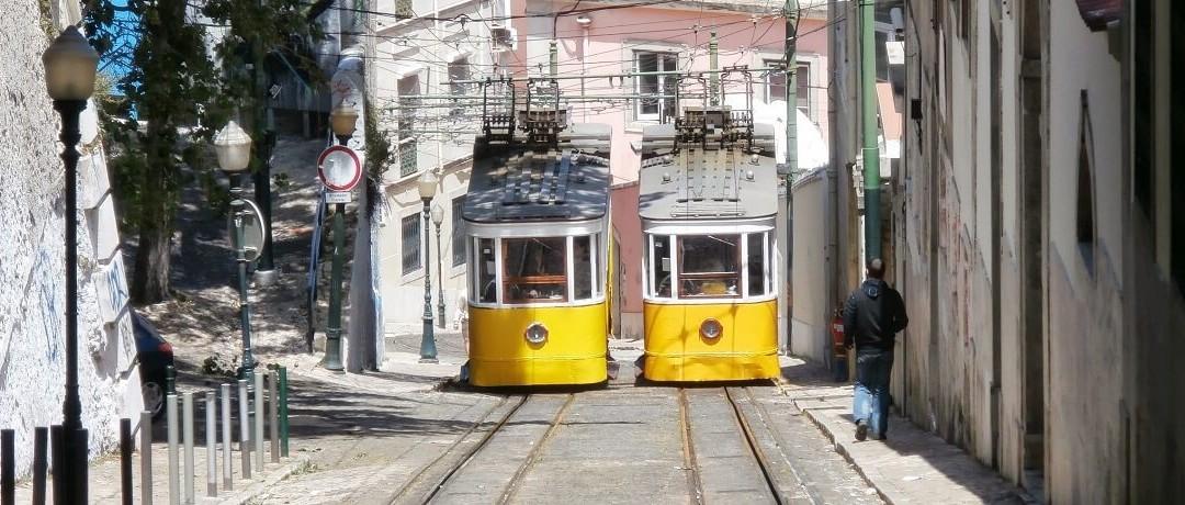 Fotoboek Stedenstrip Lissabon
