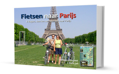 Fotoboek fietsvakantie 2006