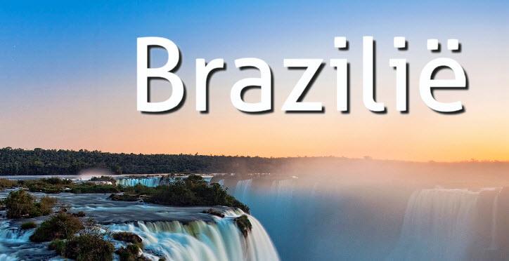 Fotoboek reis Brazilië