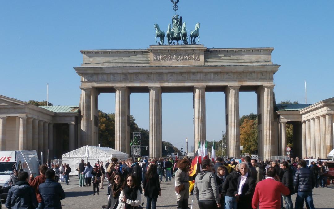 Bezoek aan Berlijn