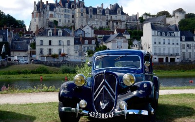 Cher – Loire – Indre