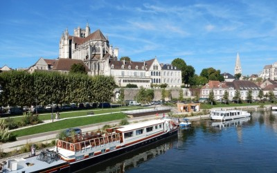 Fin Tour de Borgondië: 85 km