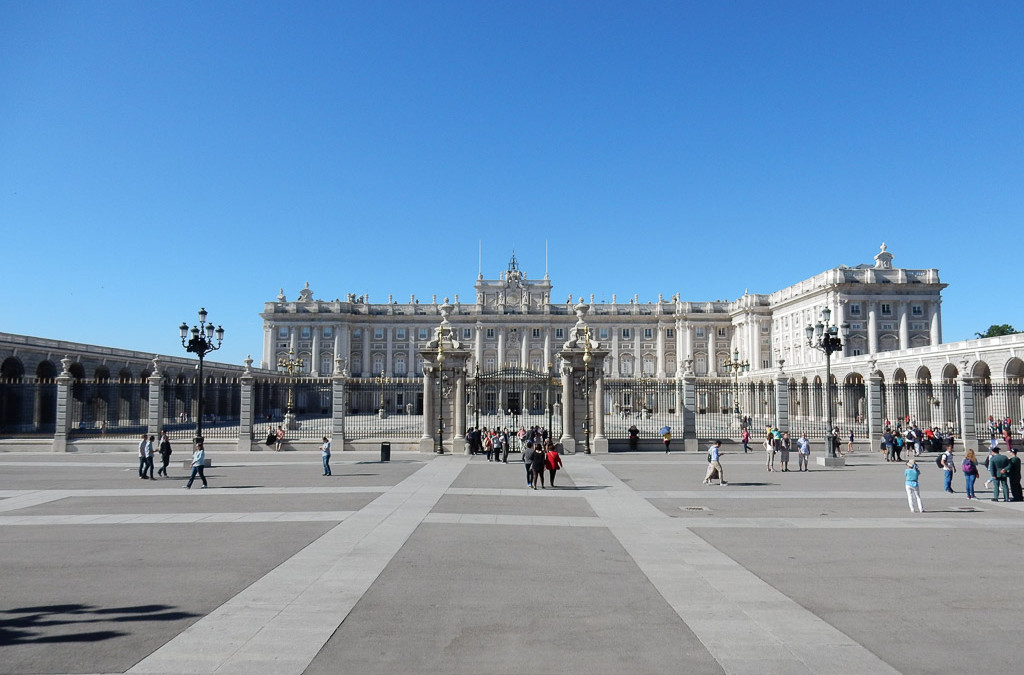 Stedentrips Valencia en Madrid
